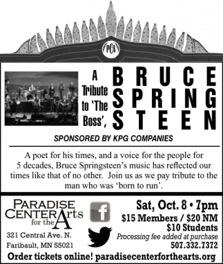 Bruce Spring Steen