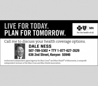 Call me to discuss your health coverage options