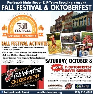 Fall Festival and Oktoberfest