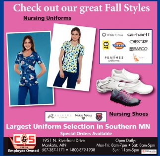 Check out our great Fall Styles