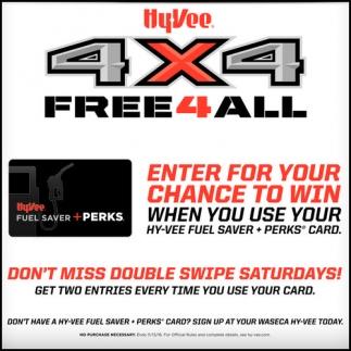 4x4 FREE 4 ALL