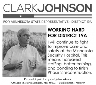 For State Representative District 19A