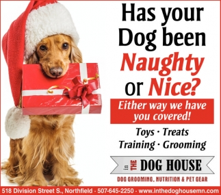 Toys, Treats, Training, Grooming