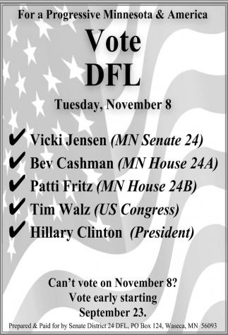 VOTE DFL