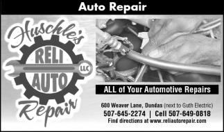 ALL of Your Automotive Repairs