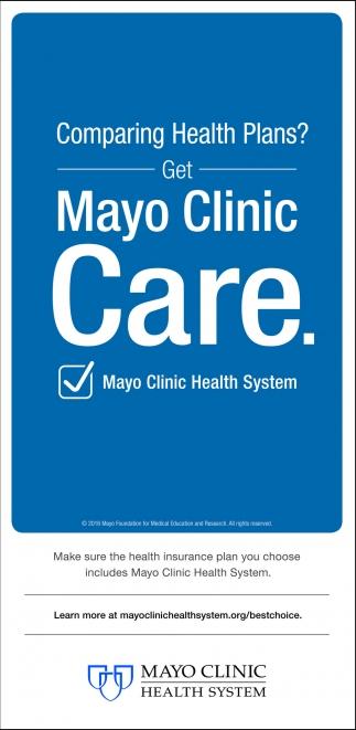 Mayo Clinic Care