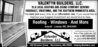 Roofing - Windows - And More